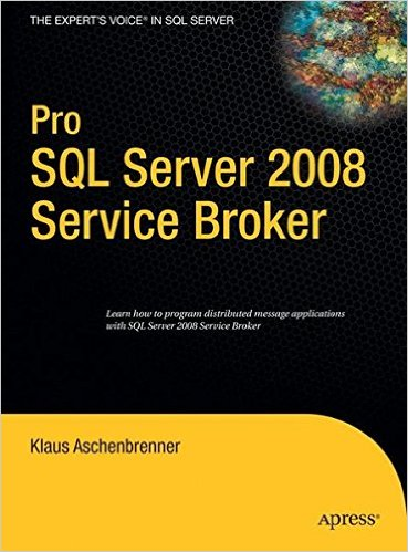 My unsuccessful book on Service Broker