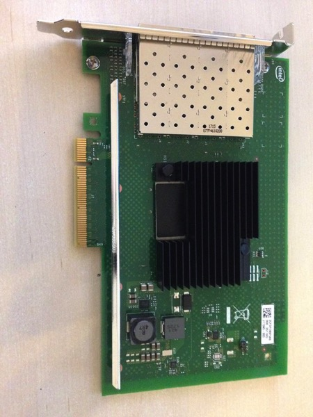 Intel X710-DA4FH Network Card
