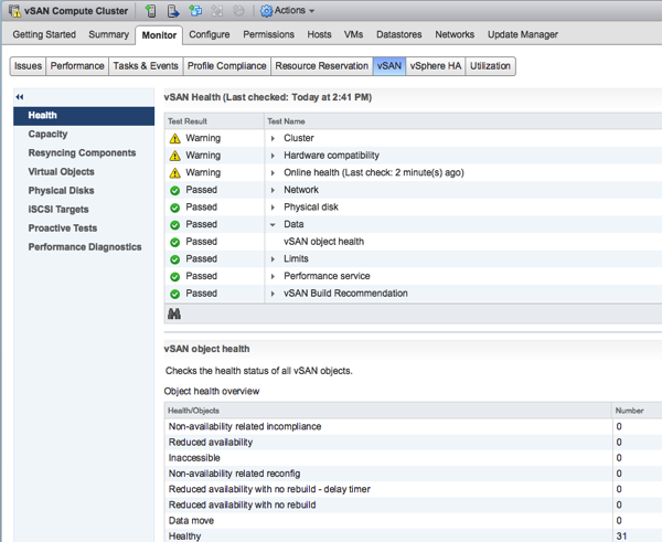 No inaccessible vSAN Datastore Objects anymore!