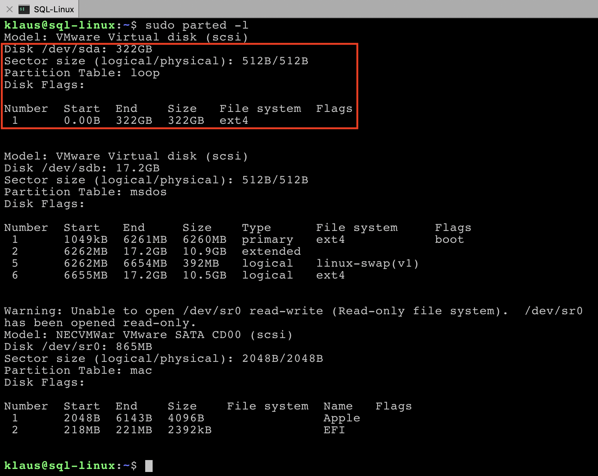 Installing and Configuring SQL Server on Linux |